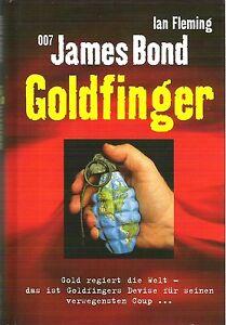 James Bond 007 Goldfinger Fleming HC1996