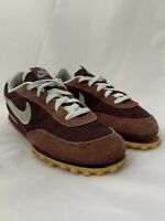 *Loose Soles* Vintage Nike Waffle Racer Womens Shoes Size 6.5 Burgundy 303919