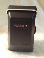 Yashica Mat 124G Wide Angle & Telephoto Lens and case