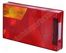 Lichtscheibe für Aspöck Multipoint 1 Rückleuchte Rücklicht links 18-8450-007