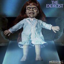"The Exorcist Mega Scale Regan Figure 15"" Talking Mezco Toyz Horror With Sound"