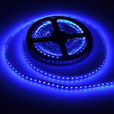 12V Led 5M Blue 3528 600leds Smd Non-waterproof Flexible Strip Light Lamp 16.4ft