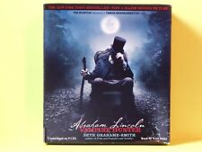 Abraham Lincoln : Vampire Hunter by Seth Grahame-Smith (2012, CD, Unabridged)