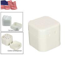 1pc Dental Cotton Roll Gauze Storage Dispenser Case Sterilization Easyinsmile