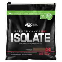 Optimum Nutrition Whey Isolate Protein Chocolate 40 Servings 3.35 lb