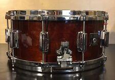 Tama 40th Anniversary Superstar Birch 6.5 x 14 Snare Drum in Super Mahogany