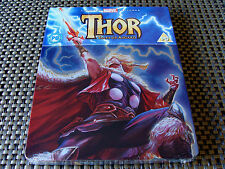 Blu Steel 4 U: Thor - Tales Of Asgard Limited Edition Steelbook Sealed Marvel