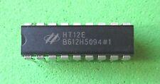 HT12E  12-Bit-Encoder für Fernbedienung  DIP 18  HOLTEK