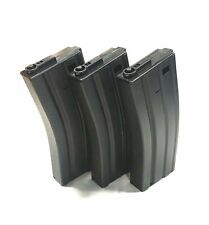 Pack Of 3 A&K Airsoft M4 HK416 60rd Mid Cap Metal Magazines- Milsim SALE!