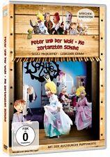 Peter und der Wolf & Die zertanzten Schuhe - Augsburger Puppenkiste DVD Pidax