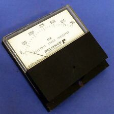 RELIANCE ELECTRIC 0-750 RPM ELECTRIC SPEED INDICATOR 412723-31D