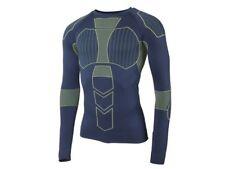 Herren Ski Funktionsunterhemd Funktionshose Unterhemd Unterhose Shirt Sport