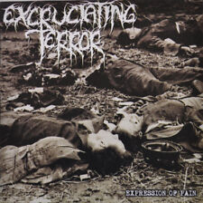 Excruciating Terror – Expression Of Pain LP / Vinyl / New (2017) Grindcore