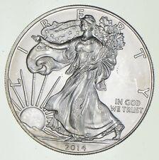 Better Date 2014 American Silver Eagle 1 Troy Oz .999 Fine Silver *572