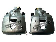 FOR FORD C-MAX MK1 & 2 FROM 2007 FRONT LEFT & RIGHT BRAKE CALIPER + BRAKE PADS