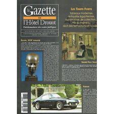 La GAZETTE de l'Hôtel DROUOT 1996 N°26 Egypte XXXè dynastie Bonaparte Publicité