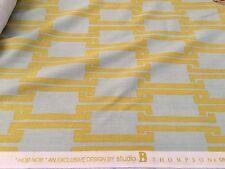 Studio B for Jim Thompson Chainlink Print Fabric- Hob Nob Spring Shower 3.75 yd