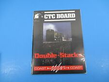 CTC Board Magazine (Railroads Illus.) July 1987 Double-Stacks Coast Coast M4032