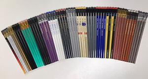 Lot of 6 Palomino Blackwing Pencils! Random Grab Bag!