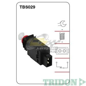 TRIDON STOP LIGHT SWITCH FOR BMW 528i 11/83-12/85 2.8L(M30B28)SOHC(Petrol)TBS029
