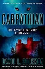 Carpathian by David L Golemon (Hardback, 2013)