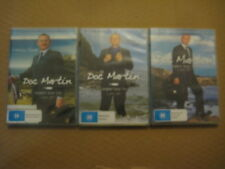 DOC MARTIN Series 1, 2 & 3 - AUSSIE DVD - 6 Discs - NEAR MINT