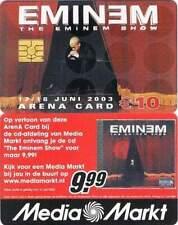 Arenakaart A048-01 10 euro: Eminem
