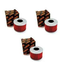 Volar Oil Filter - (3 pieces) for 2003-2005 Suzuki DRZ110