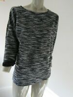 """H&M"" PULL FIN MANCHES 3/4  T.M = 38/40   MESURES"