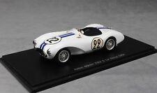 Spark Aston Martin DB3S Le Mans 1954 Carroll Shelby and Paul Frere S2437 1/43NEW