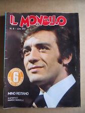 IL MONELLO n°6 1978 Mino Reitano Inserto Marco Tardelli Rquel Welch  [G434]