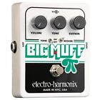 Electro Harmonix Big Muff Pi with Tone Wicker - Guitar effect pedal - New Boxed for sale