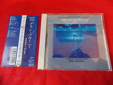 The Big Blue LE GRAND BLEU Vol 1 / JAPAN CD with OBI JAPANESE / UK DESPATCH MINT