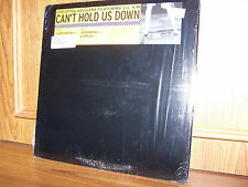 """Christina Aguilera Feat. Lil' Kim-Can't Hold Us Down 12""""LP 82876-54526-1 EX/EX"""