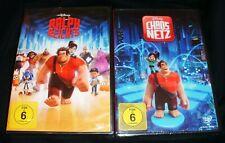 Ralph Reichts + Chaos im Netz - Disney, Pixar 2 DVDs, rar!