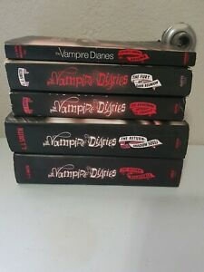 The Vampire Diaries  mixed lot 65books L.J. Smith