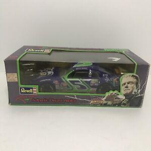 NASCAR Diecast 1/24 Kellogg's Spooky Fruit Loops Universe Studios Frankenstein 5
