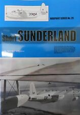 Warpaint Series No.025 - Short Sunderland            32 Pages            Book