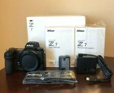 Used Nikon Z7 45.7MP Mirrorless Digital Camera Body #399