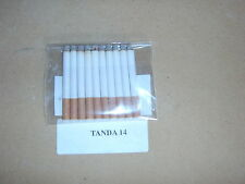 10 pk Fake Smoking Cigarettes.Theatrical Stage/Theatre Prop.Guaranteed delivery