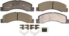 For Ford Excursion F-250 F-350 Super Duty Front Ceramic Pads Monroe Brakes CX824