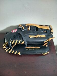 Worth Model W 14-2 Enlarged Stinger Pad Leather RH Throw Baseball Softball Glove