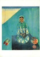 Art Postcard, Zora on the Terrace (1912) by Henri Matisse IM8