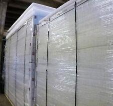 Plascore 10 Sheets Polypropylene Pp Honeycomb Sheets 3t X 48 X 120