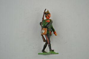 Lead Toy Soldier Figure Vintage Handpainted Figurine Statue 797-799
