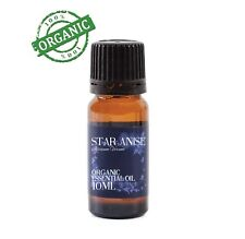 Mystic Moments Star Anise Organic Essential Oil - 100% Pure 10ml (CO10STARANIS)