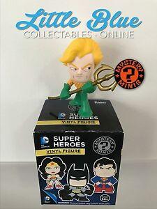 * DC Super Heroes * Funko Mystery Minis * Aquaman * Superheroes
