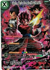 Vegito Warrior From Another Dimension - BT11-154 SCR Dragonball Super Card Game