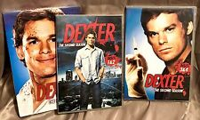 Dexter The Complete Second Season DVD 4-Disc Box Set Showtime Crime Series 2 Two
