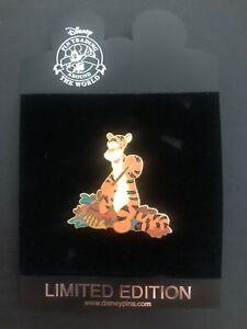 Disney Pin Tigger Fall Harvest Series Limited Edition 250 99092